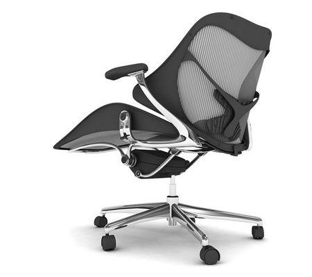 Herman miller aeron chaise 3 3 sietze kalkwijk - Chaise herman miller ...