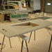 KYDEX® Kitchen 4/9 Construction of final MDF Prototype, many thanks to René Wesselink